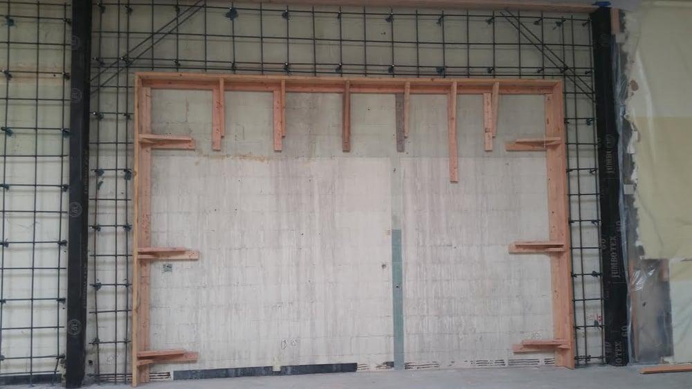 Remodel of DWR showroom on 4th street, Berkeley,CA