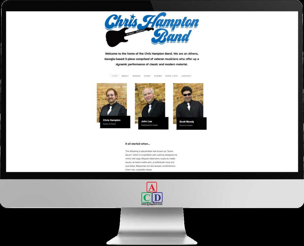 Chris Hampton Band