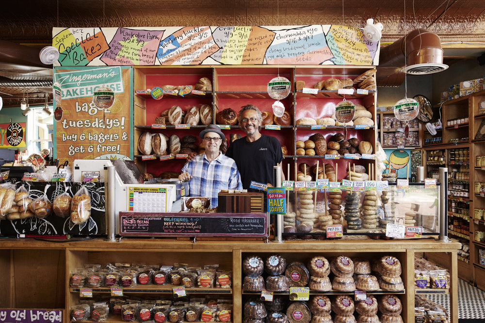 Paul Saginaw & Ari Weinzweig of Zingerman's