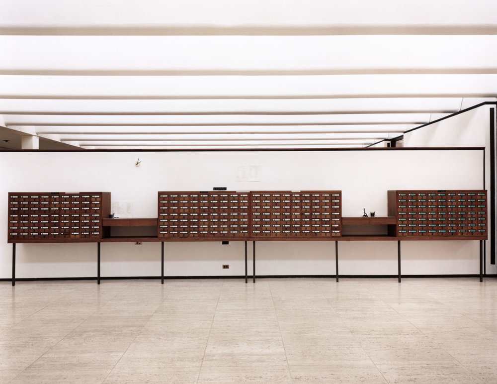 Card Catalogue at I.A.S.