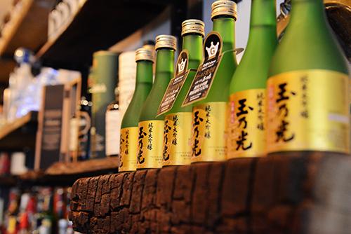 Traditional and Local sake available at Torontos best sake bar MeName