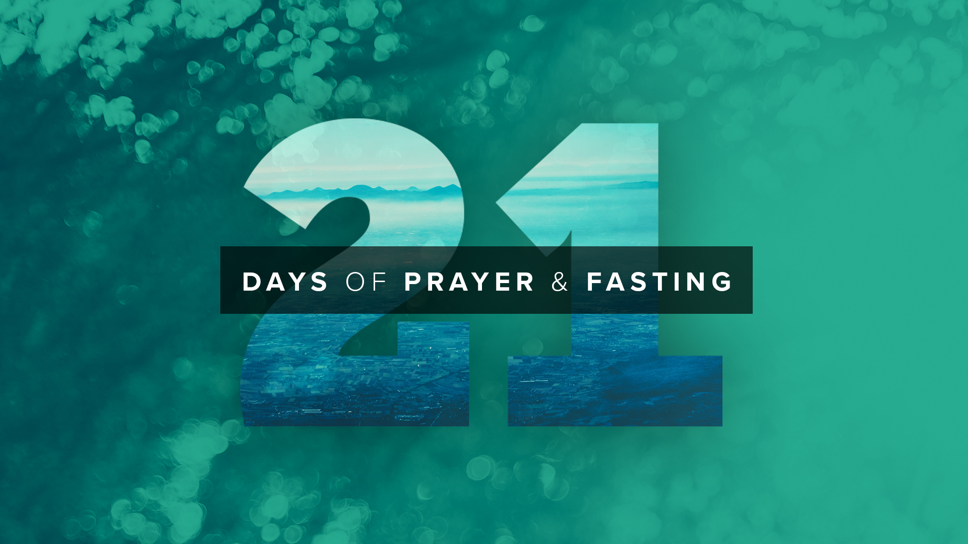 Renovation Church — 21 Days Of Fasting & Prayer