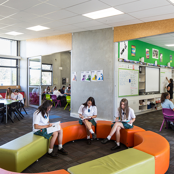Upper Hutt College Master Plan & Redevelopment S&T developed a groundbreaking Master Plan for Upper Hutt College which delivers a 'centre of education excellence'.
