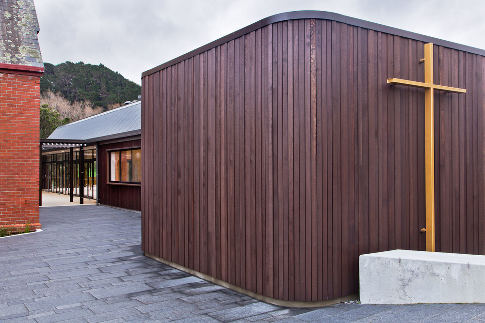 All Saints Church S&T provided Building Services for the new All Saints Centre based in Hataitai.