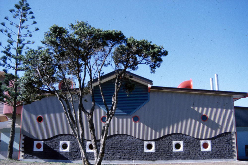 Aquatic & Recreation Centre, Porirua With a modest budget, S&T created a multi-sports complex including the renovation of an existing sports hall, associated changing areas and the addition of an aquatic complex.