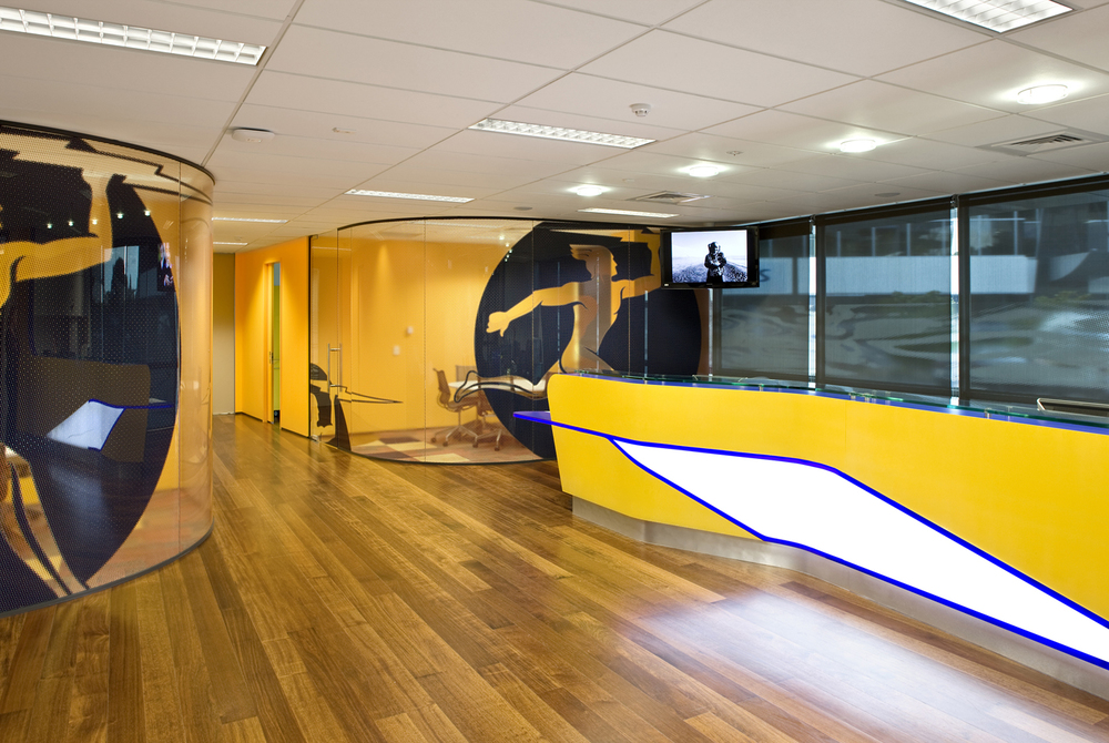 Mercury Energy Headquarters Fitout Energy retailer Mercury Energy has revitalised its Auckland headquarters with a radical refurbishment. The original rabbit warren of offices and corridors were transformed to a stimulating open-plan environment that encourages interaction and productivity.