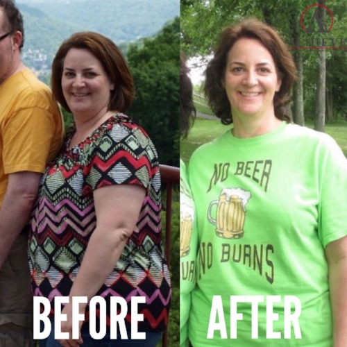 """""""I started training at Achieve eight months ago and have had unbelievable weight loss success! They helped me to not only gain strength and lose over 65 pounds, but also educated me so that I would know how to eat properly in order to keep the weight off! I love the one-on-one training sessions designed specifically for me and my needs. No two sessions are ever the same, so I actually look forward to my appointments to see what I will be doing each time. My trainer has an extensive education and experience and is able to explain to me why I am doing the exercises that I do so that I know what results I should expect from my workouts. He also encourages me when I need it to stick to my new healthy eating habits and genuinely cares about the progress I am making. No doubt about it, Achieve is the best place to go for personal training. I highly recommend Achieve to anyone interested in living a healthier life."""" - Susan B."""