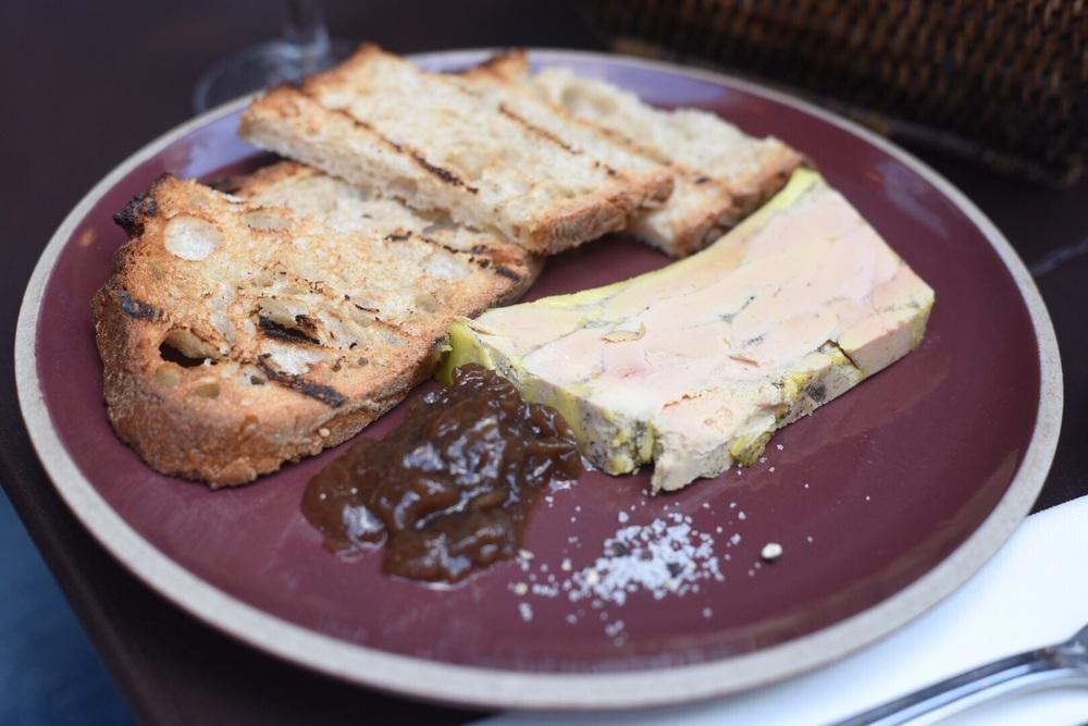 Foie gras /🇫🇷yum
