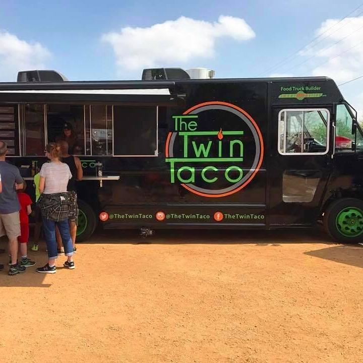 the twin taco