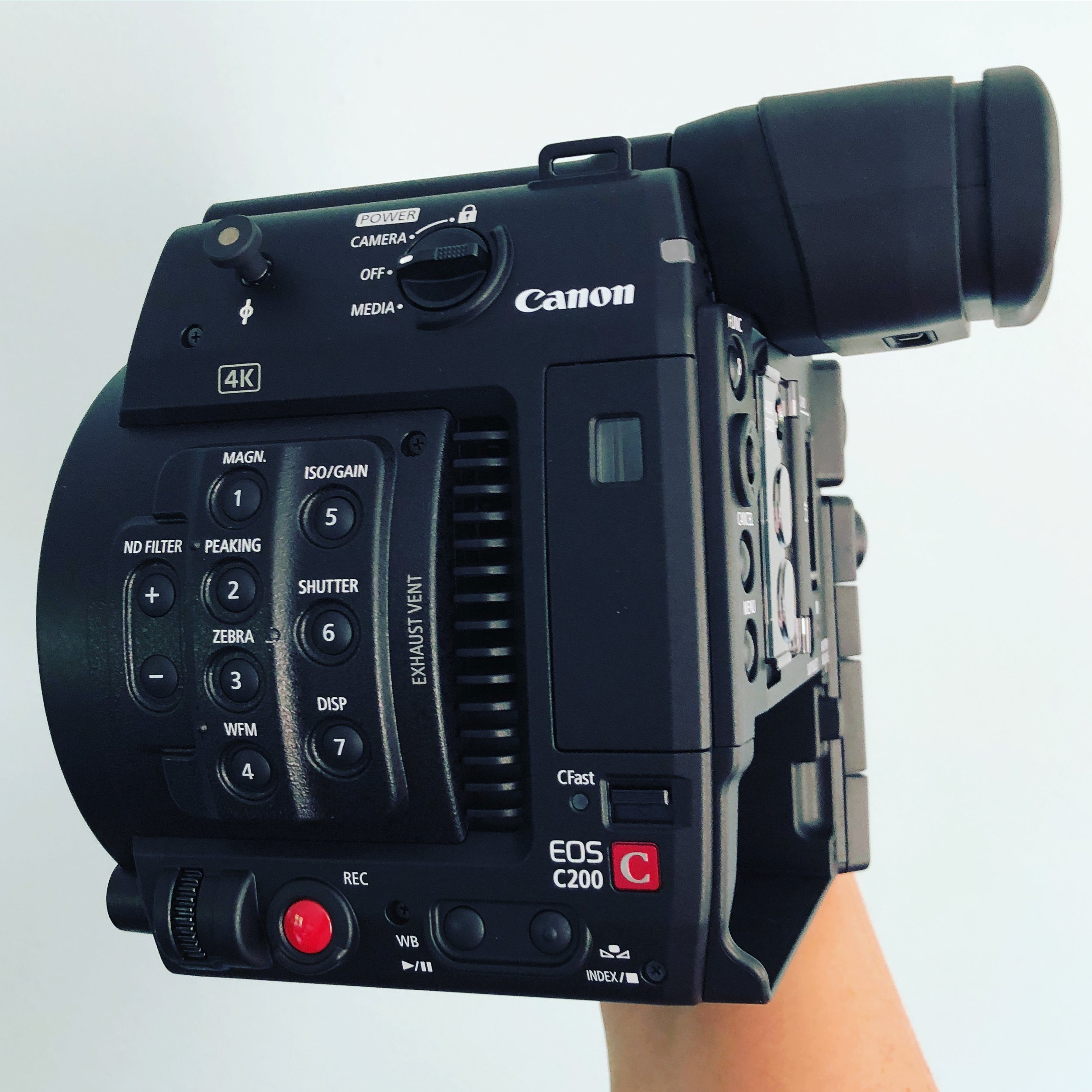Why we switched to the Canon C200 — AV Collective