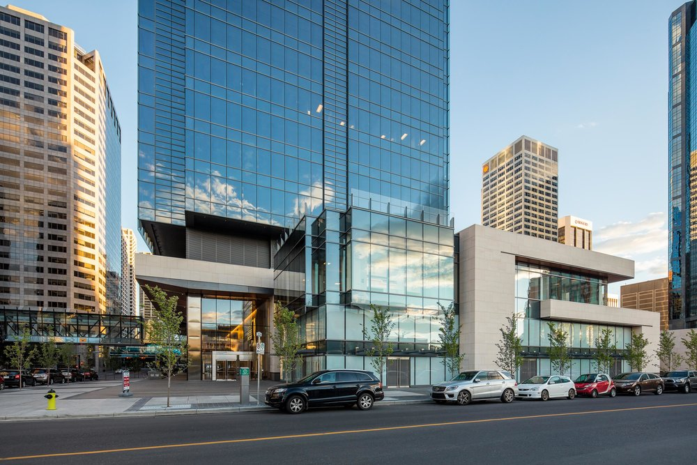 Calgary City Centre Phase 1