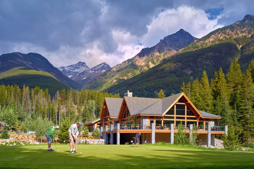 Greywolf Golf Course Clubhouse