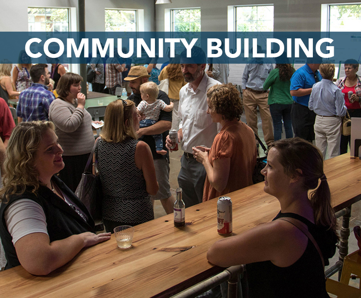"• Promote sustainability of South Indy Quality of Life Plan • Market the ""So Indy"" community to foster community pride and attract investmen Download the COMMUNITY BUILDING workplan here."