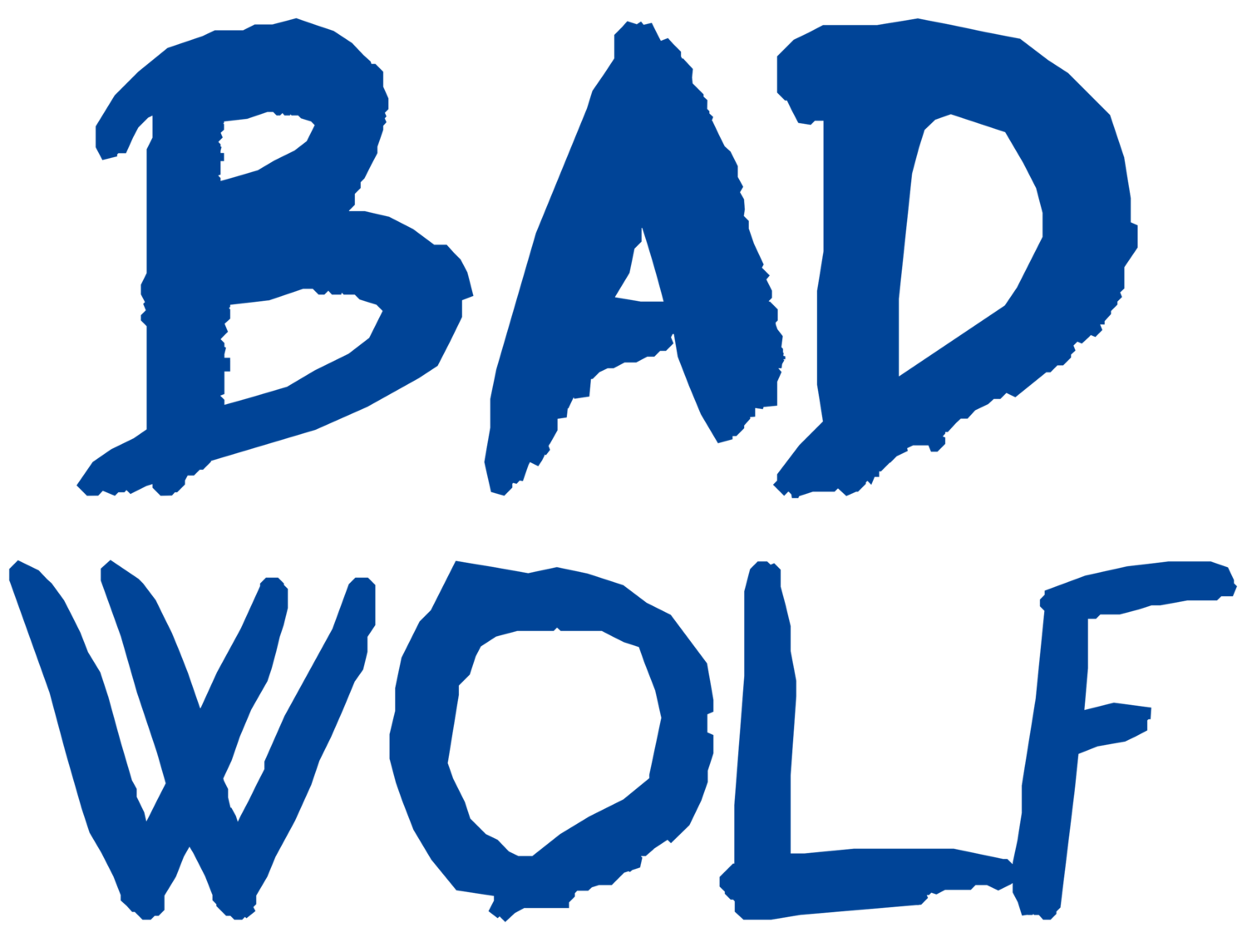 Bad Wolf Studio Rental