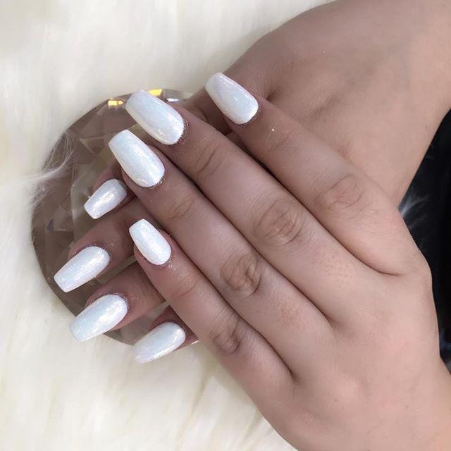 Fairy Dust Nails