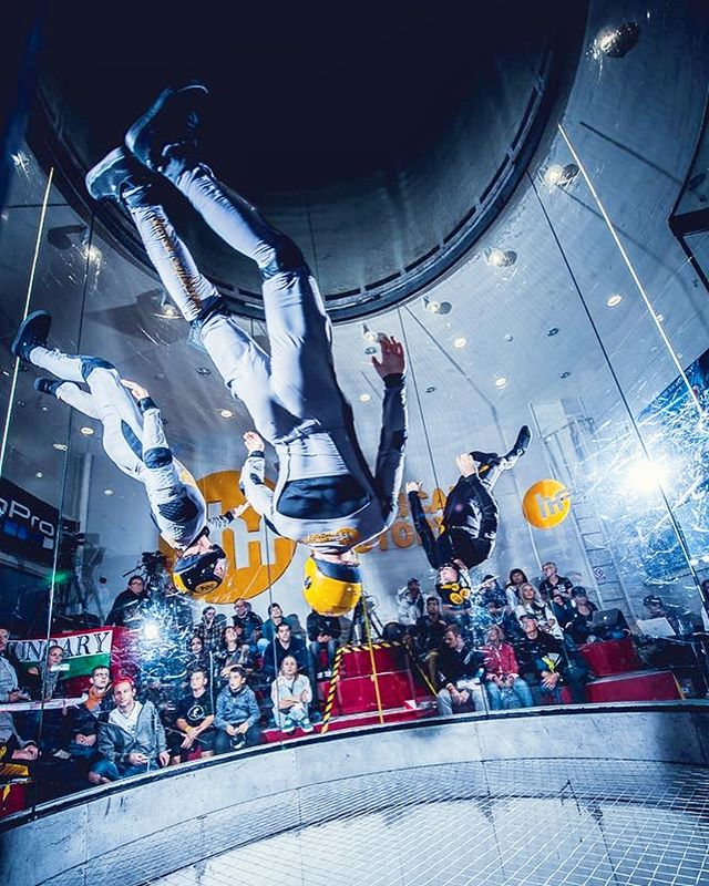 Competion on the way!Photo from the 1st World Cup in indoor skydiving in @hurricanefactory_prague . . . #skydiving #indoorskydiving #tunnelskydiving #hurricane #hurricanefactory #sport #sportphotography #redbull #gopro #fairplay #adrenaline #extreme #friendship #worldcup #tunnel #extremesports #sportphotography #nikon #sportphoto #wind #windtunnel #windtunnelflying