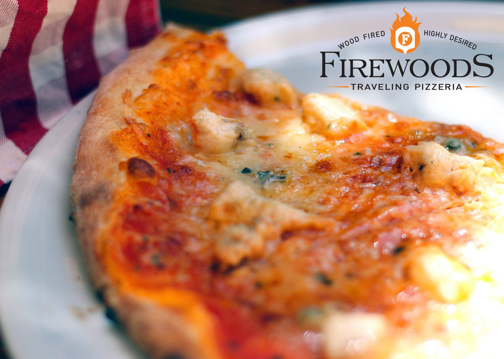 One of the many delicious pizzas made right here at the winery.   Photo Credit: Lee Butterworth