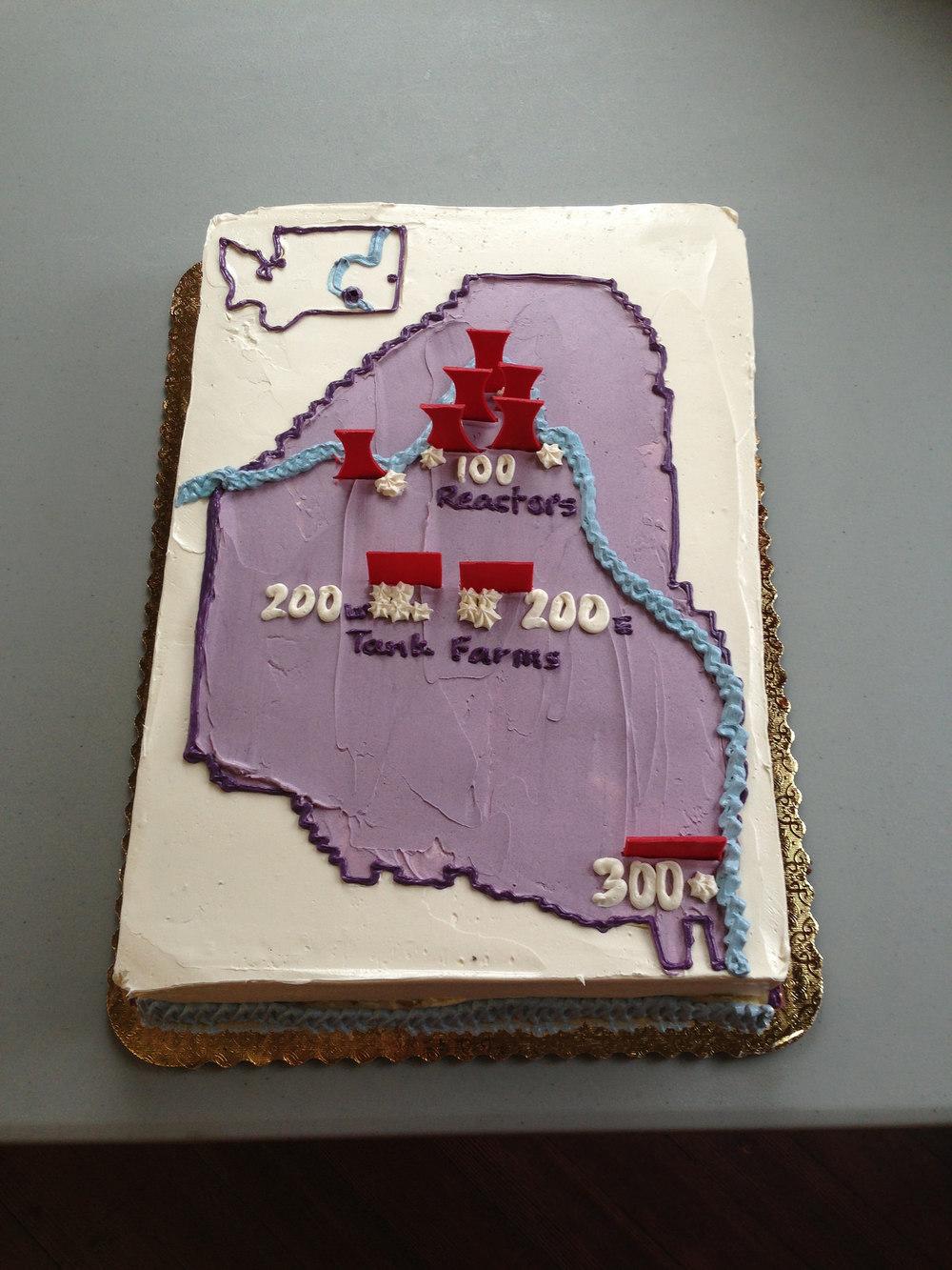 Hanford Cake