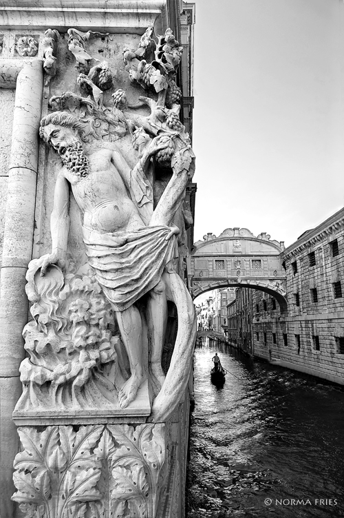 """IT219: """"Venice: Bridge of sighs"""""""