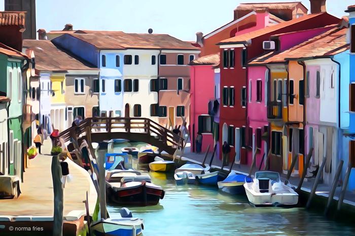 "IT220: ""Venice: Island of Burano"""