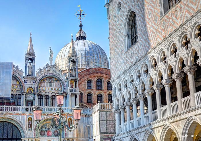"""IT233: """"Venice: St. Mark's Square"""""""