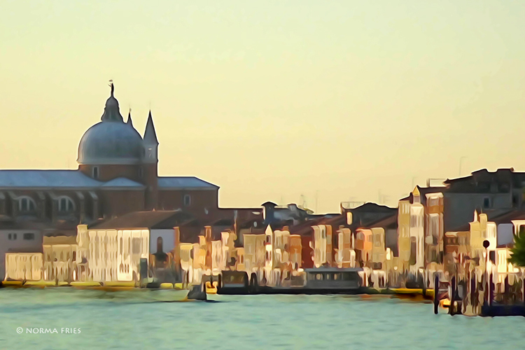 "IT238: ""Venice: St. Maria of Salute"""