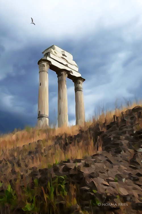 """IT247: """"Roman Forum: Omen"""""""