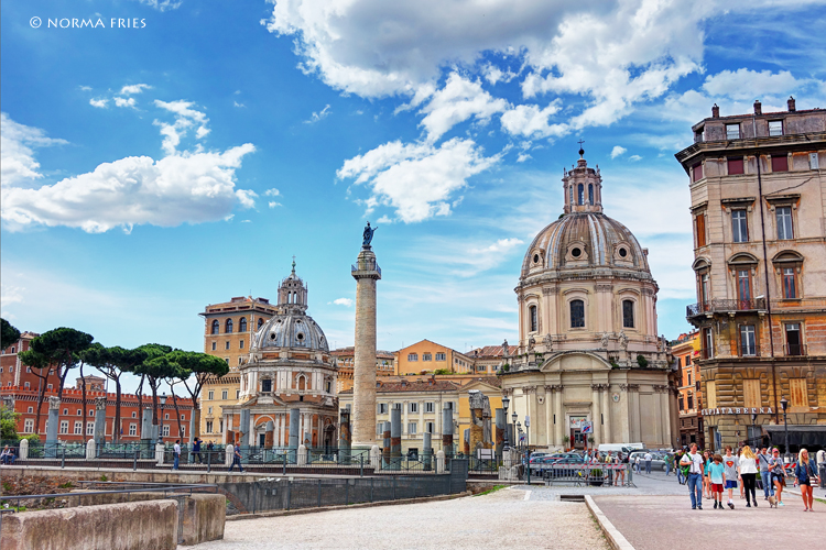 "IT262: ""Rome: Trajan's column"""