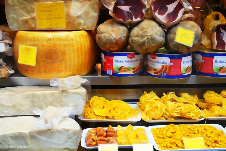 """IT273: """"Bologna: market bounty"""""""