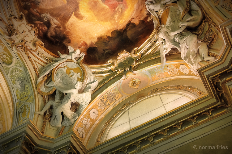 "IT292: ""Ravenna: small church dome"""
