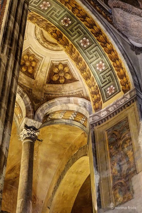"IT288: ""Ravenna: Detail, San Vitale Basilica"""