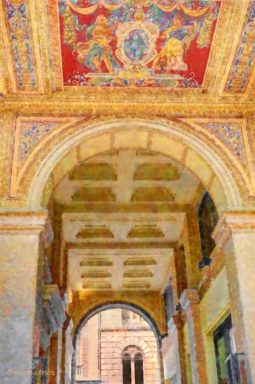 "IT297: ""Padua: pastel walkway"""
