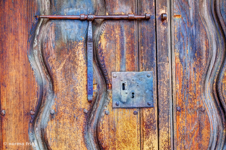 "CM402: ""Mission door"" (horizontal)"