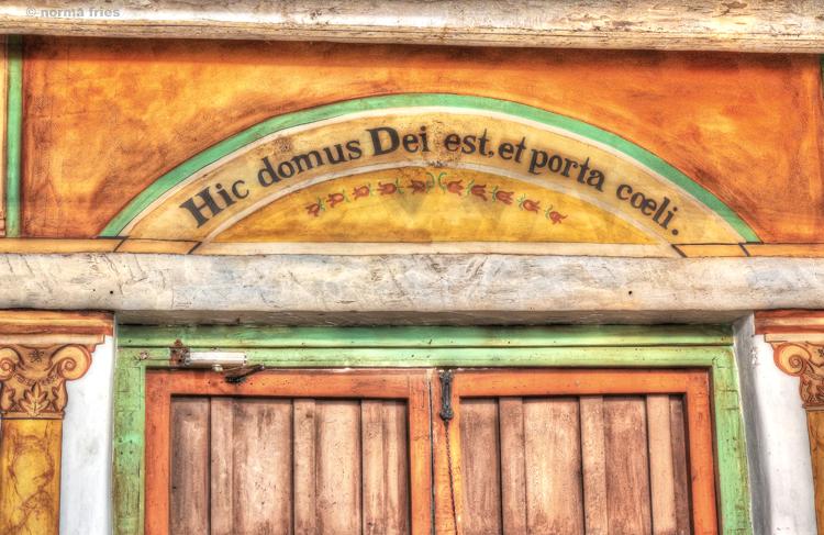 "CM420: ""San Juan Bautista: Portal"""