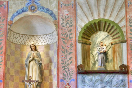 "CM422: ""La Purisima: Altar detail"""