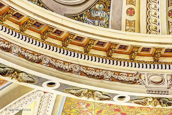 "BA505: ""St. Joseph Basilica: Architectural element"""