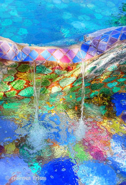 """TU741: """"Albuquerque: fountain"""""""
