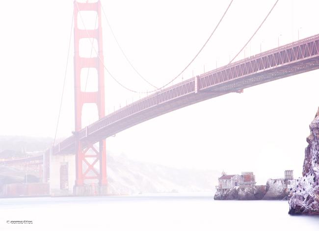 """TU730: """"San Francisco: Golden Gate"""""""