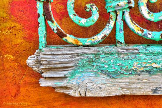 "PA802: ""Paint and iron #7"""