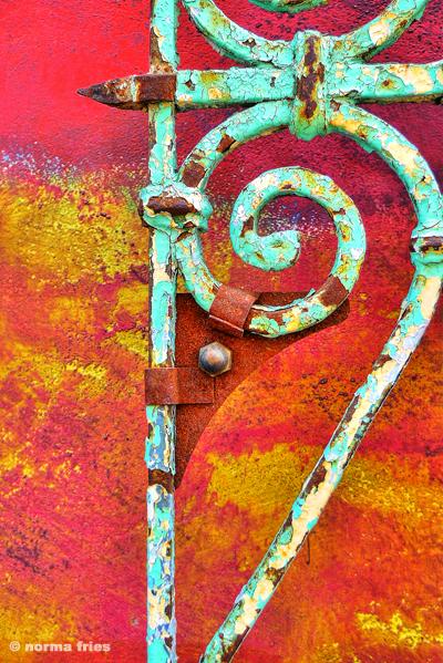 "PA810: ""Paint and iron #9"""