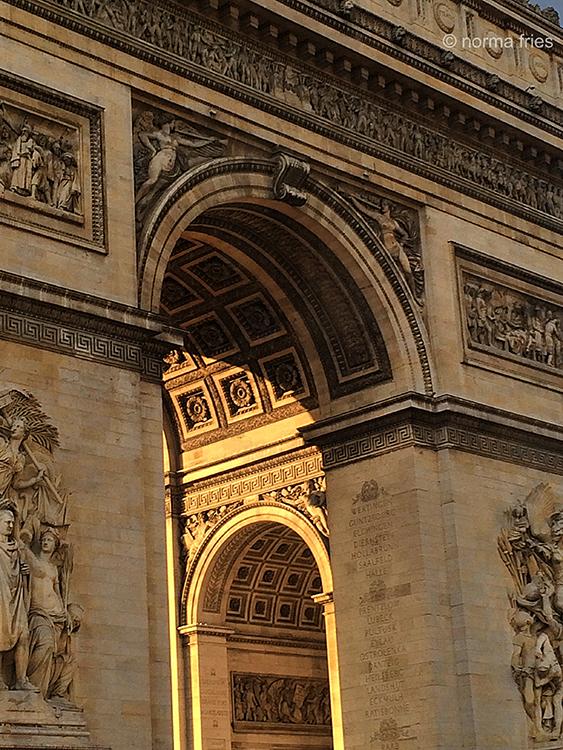 FR422 - Paris: Arc d'Triomphe
