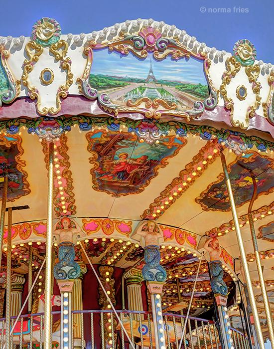 FR426: Carousel (Honfleur, France)