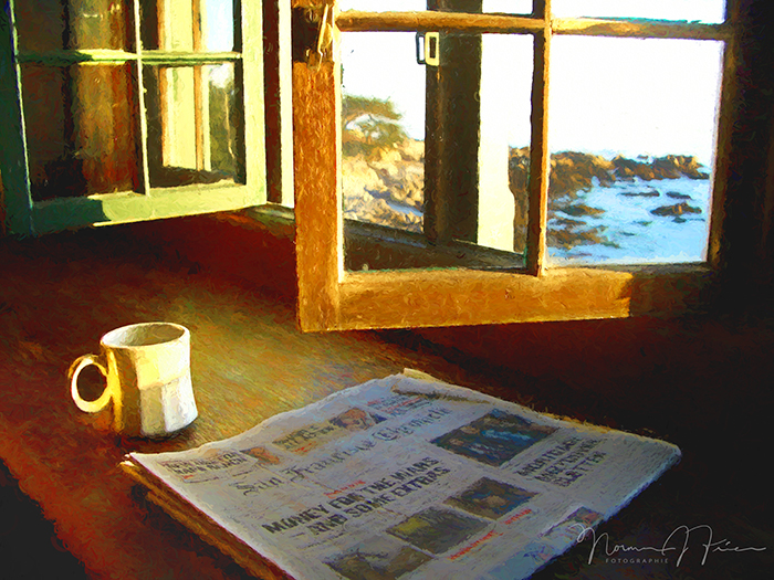 "WT357: ""Morning in Pacific Grove"""