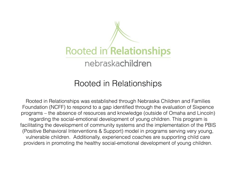 Click here to learn more about Rooted in Relationships .