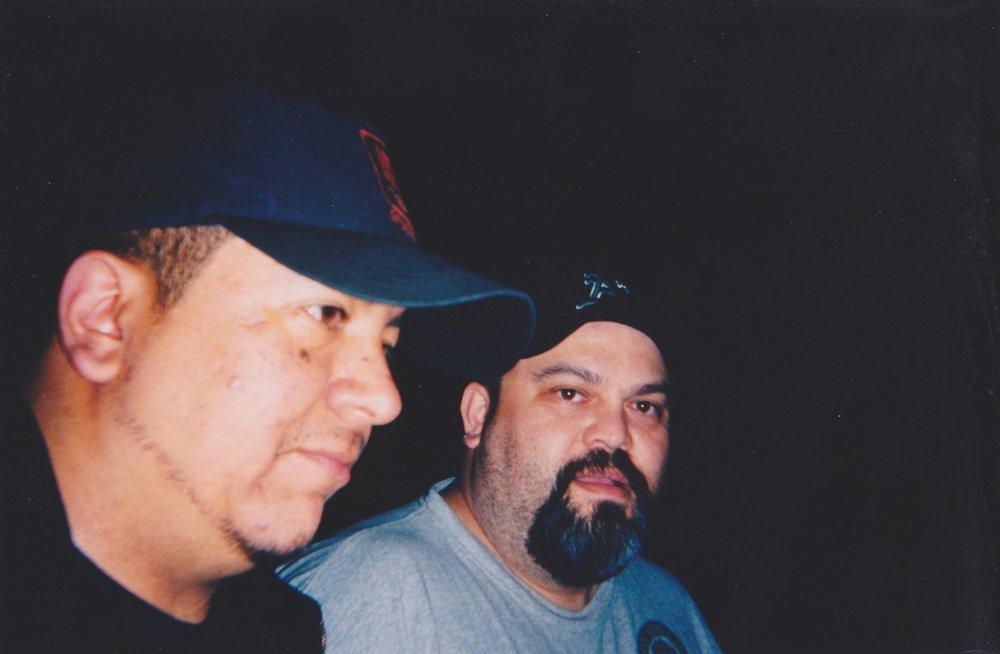 Manny and Manuel Morgan,Coachella 2003