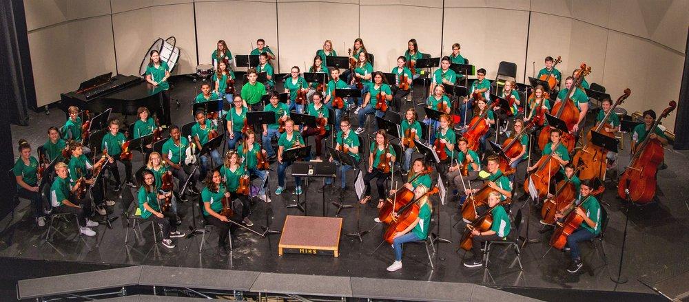 6th Grade Recruitment Concert