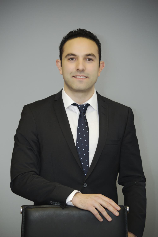 Nareg Niazi (CPA, Partner)