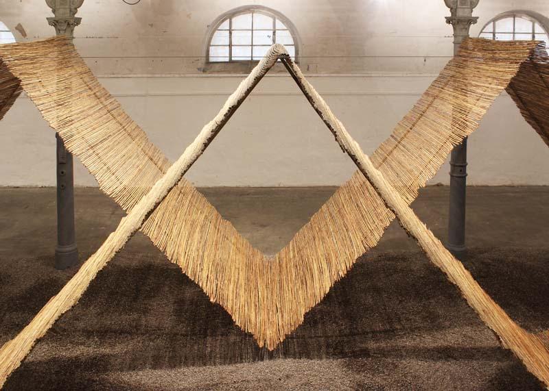 Tinariwen Installation, Markus Merkle