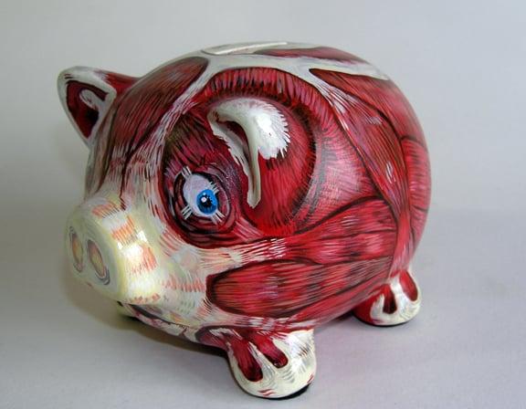 Visable Pig