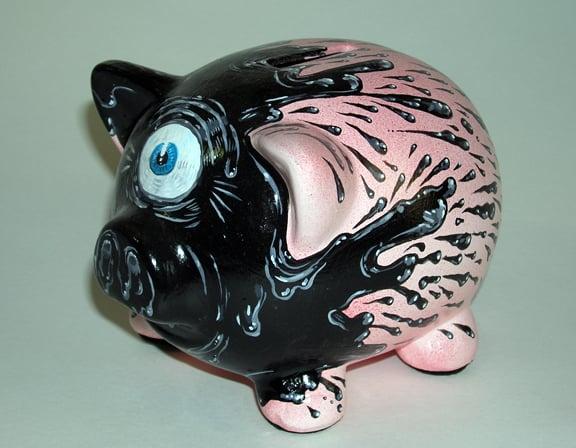 Splat Pig